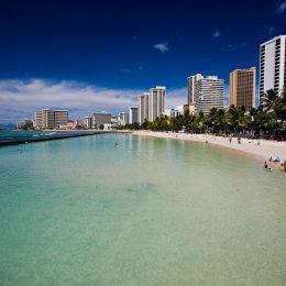 Waikiki Beach, Honolulu, Oahu