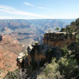 Grand Canyon,  Trailview Ausblick