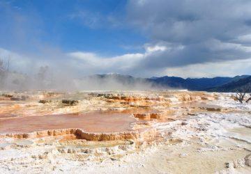 Yellowstone National Park: Wo die Erde ihr Innerstes preisgibt