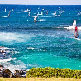 Wassersport auf Maui
