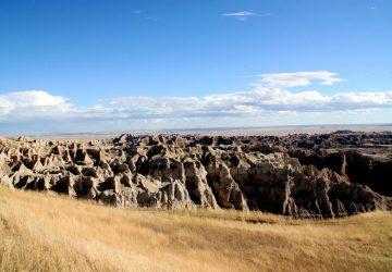 Badlands National Park: Zeugnisse der Erosion