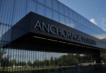 Anchorage: City of Lights and Flowers