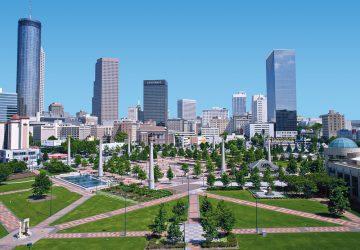 Atlanta, Georgia: Hauptstadt des neuen Südens
