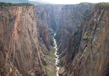 Black Canyon of the Gunnison: Die gewaltige Schlucht