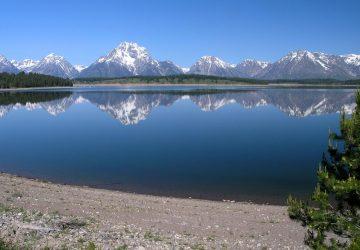 Grand Teton National Park: Majestätische Bergwelten