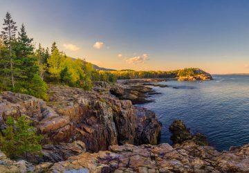 Acadia National Park, Maine: Spektakuläre Küstenkulisse