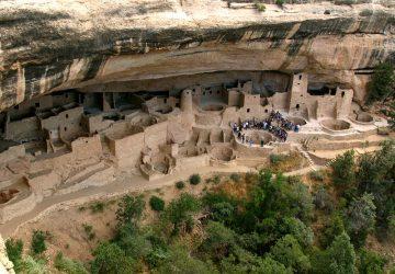 Mesa Verde National Park: Höhlenhäuser der Ureinwohner