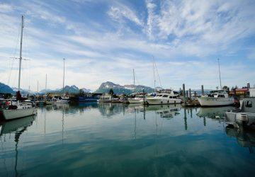 Valdez: Alaskas kleine Schweiz