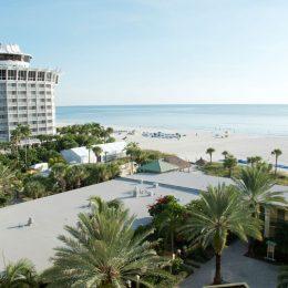 St. Petersburg Beach, Gulf Beach