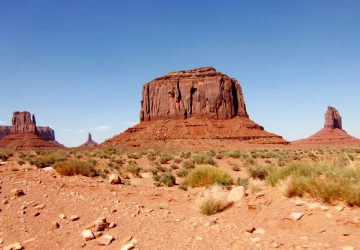 Monument Valley: Lebendige Filmkulisse