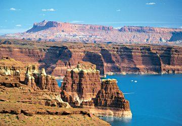 Lake Mead: Amerikas schönster Stausee