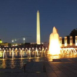 Washington Worldwar 2 Memorial